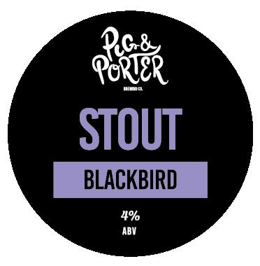 Blackbird Stout