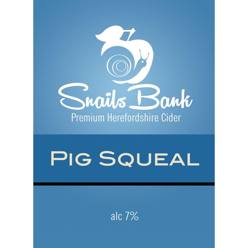 Snails Bank Pig Squeal