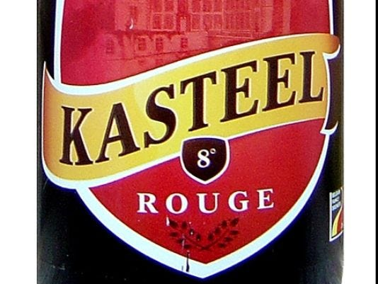 Kasteel Rouge - Fruit Beer 330ml