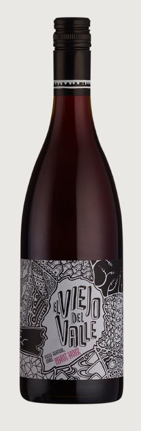 El Viejo del Valle - Pinot Noir (Chile) 75cl
