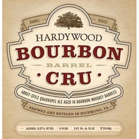 Hardywood Bourbon Barrel Aged Cru