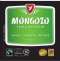 Mongozo Premium Pilsener - Gluten Free 330ml