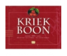 Kriek Boon - Lambic - Kriek 375ml