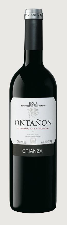 Ontanon Rioja Crianza (Spain) 75cl