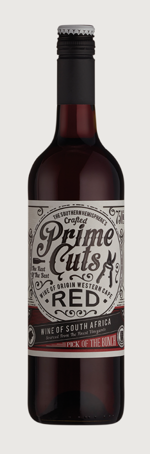 Prime Cuts Red (Western Cape NV) 75cl