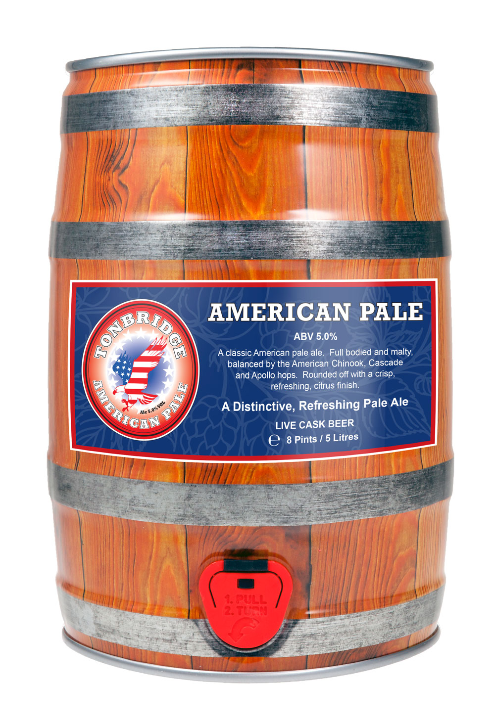 American Pale Ale (Tonbridge Brewery)