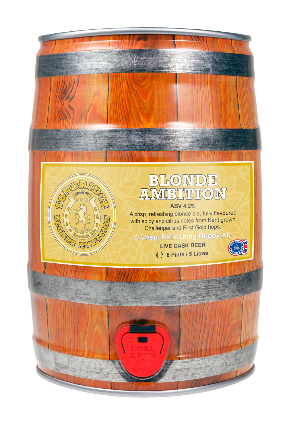 Blonde Ambition ( Tonbridge Brewery)