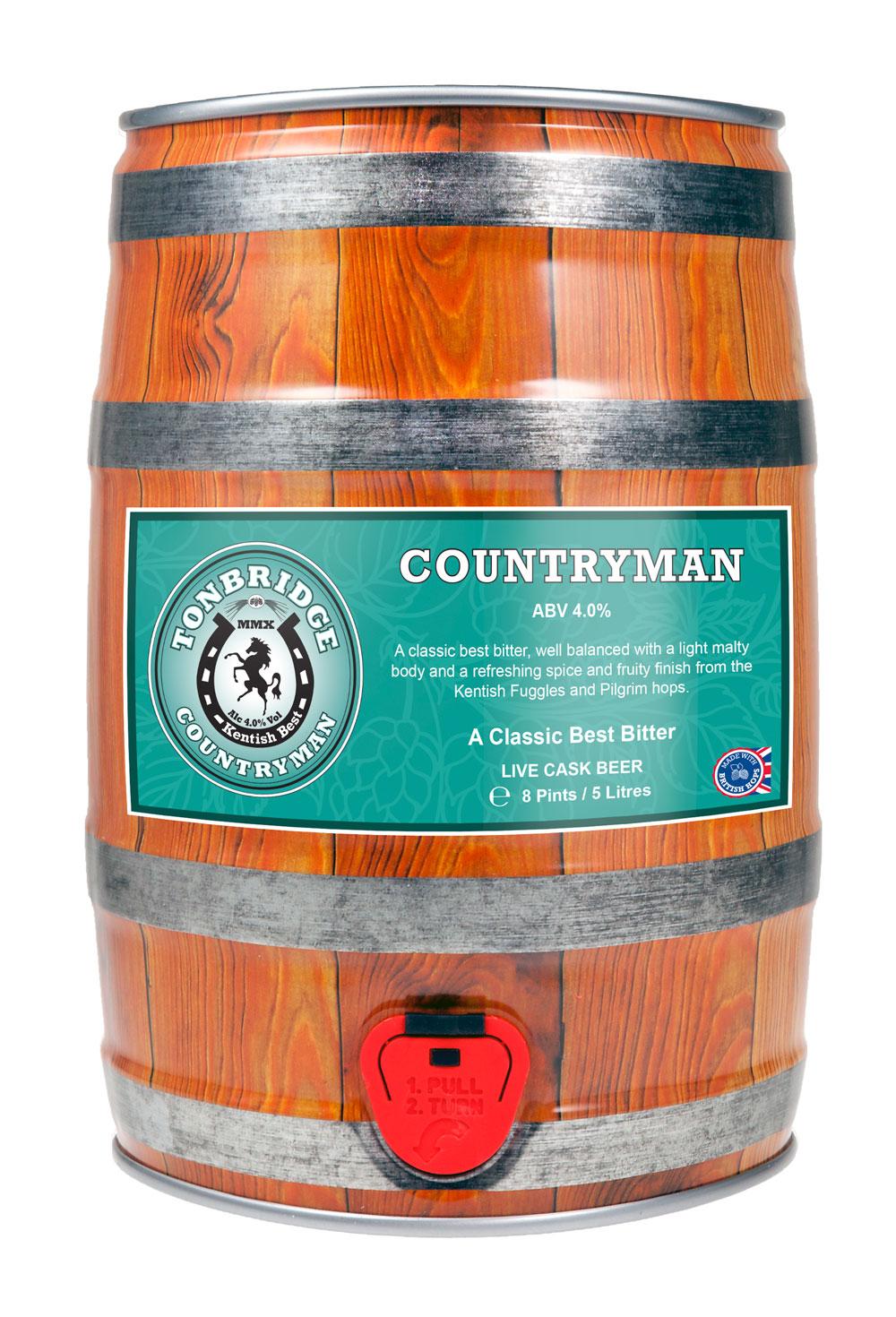 Countryman (Tonbridge Brewery)