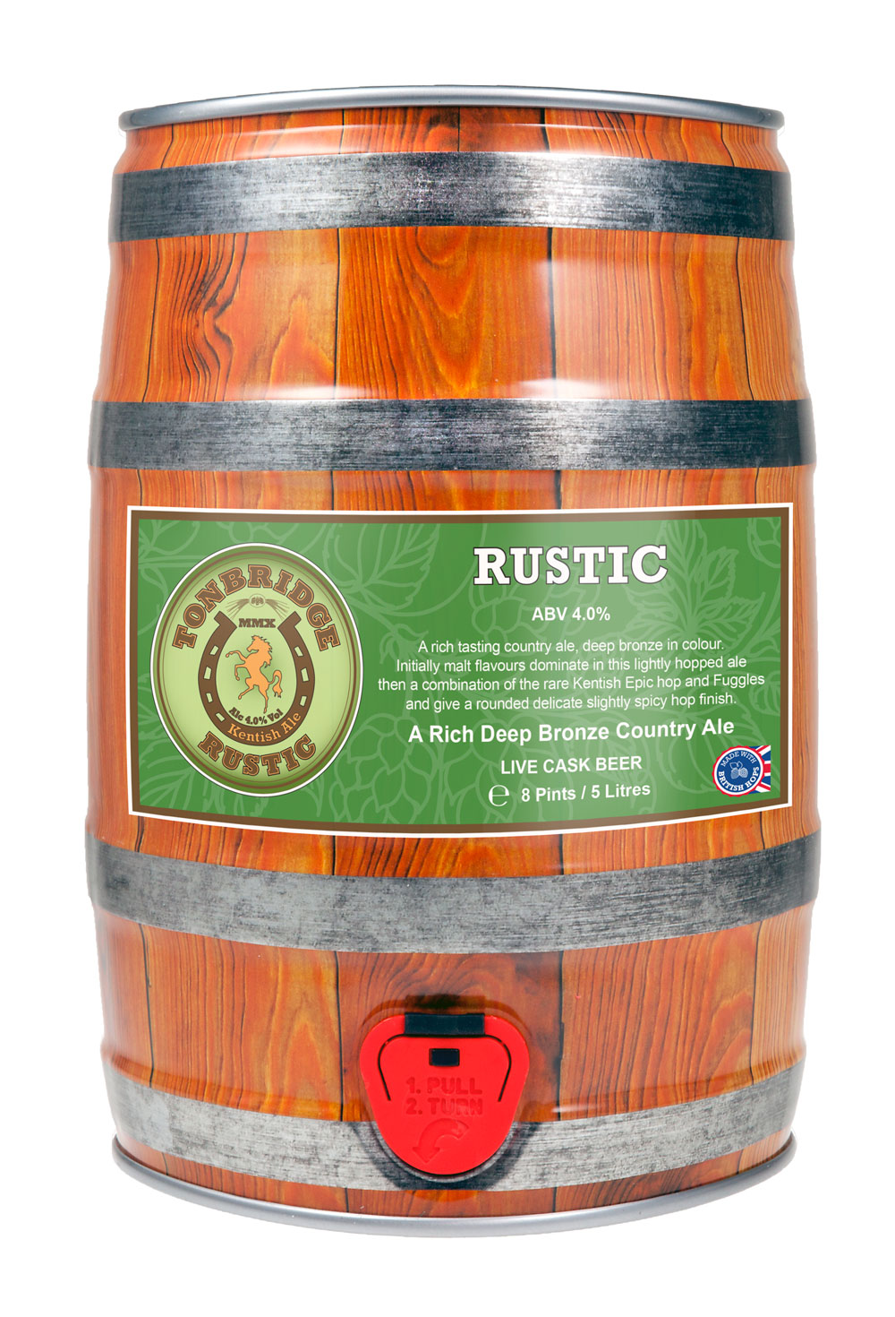 Rustic (Tonbridge Brewery)