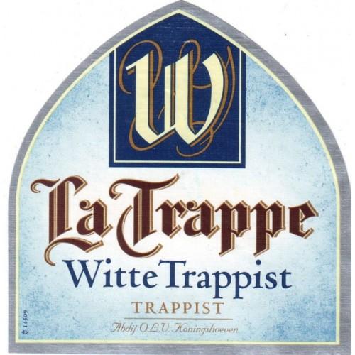 La Trappe Witte Trappist - Witbier 330ml